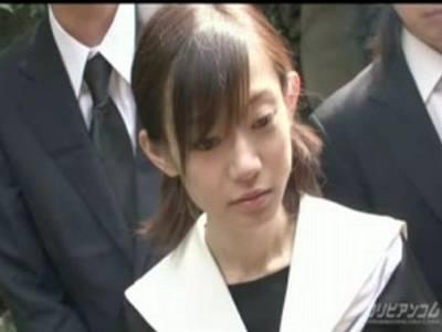 (モザ無)(伊藤青葉)ガリガリな身体の女、まんことケツの穴に無慈悲にオチンチンが突き刺さる