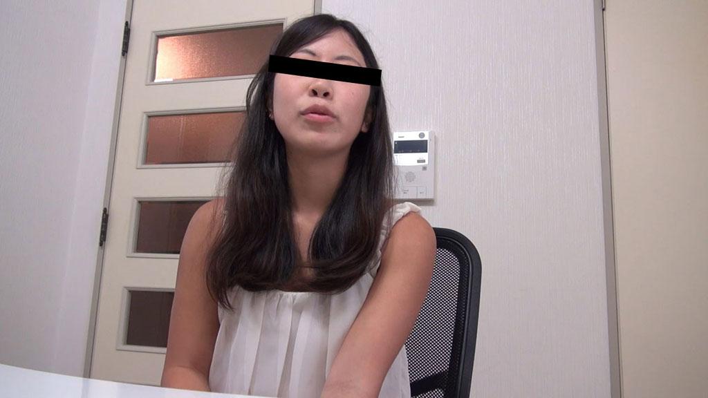 篠田ゆき 素人AV面接 〜わたし柔道やっていました〜
