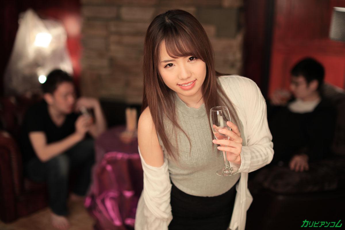 神田るな 飲み姿エロイイGP 〜酔ってエロくなるヤリマン女の実態〜