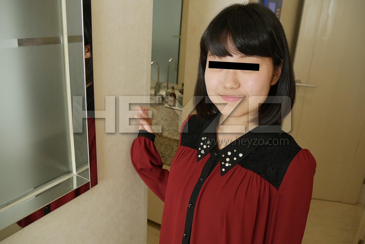 藤井佳奈 見た目まじめ、実はエッチ大好きな素人娘